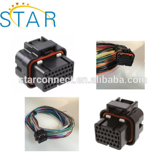 26 Pin Tyco AMP Superseal 1 0mm Series Auto Wire Connectors 3 1437290 8 3 1437290 7 china 26 pin tyco amp superseal 1 0mm series auto wire connectors 3