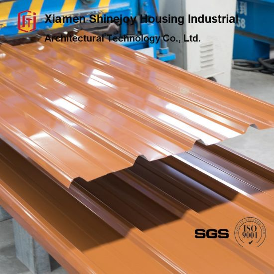 Roof and Wall Sheet (PPGI) for Steel Building