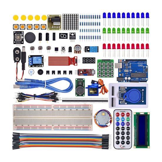 Upgraded Version Retail Box RFID for Arduinos Starter Kit Uno R3 T4
