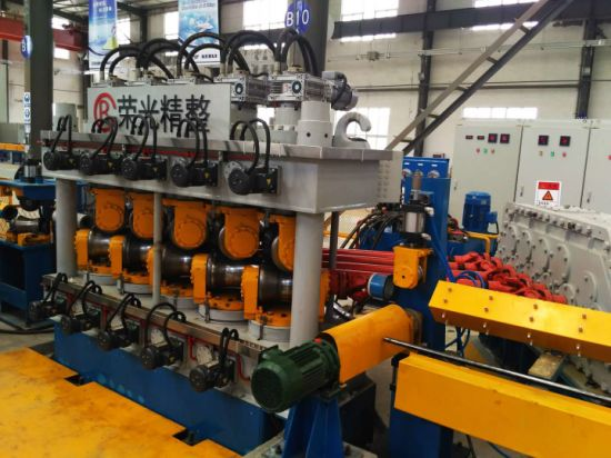 Multiple Rolls Straightening Machine for Bright Steel
