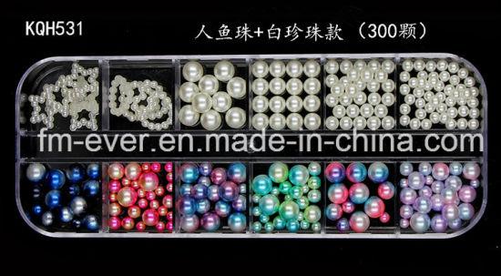 China Wholesale Beautiful Nail Jewelry Nail Supplies Nail Art