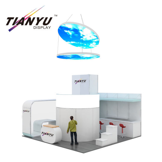 Top Quality Modular and Portable Ideas Customized Design Stall Aluminum Exhibition Booth