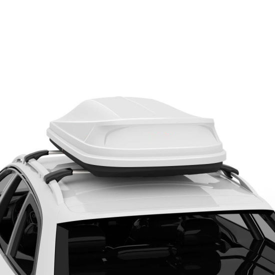 Car Roof Rack Box Top Extra Storage Carrier Cargo Box