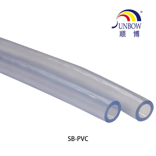 Transtparent Plastic Pipe Soft PVC Tube PVC Sleeve  sc 1 st  Shenzhen Sunbow Insulation Materials MFG. Co. Ltd. & China Transtparent Plastic Pipe Soft PVC Tube PVC Sleeve - China PVC ...