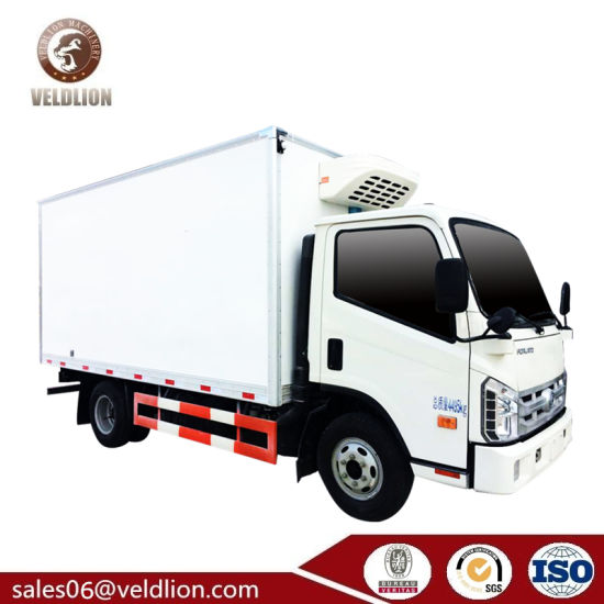 051423c50b Foton Forland 5 Tons Refrigerated Cold Room Van Truck with Thermo King