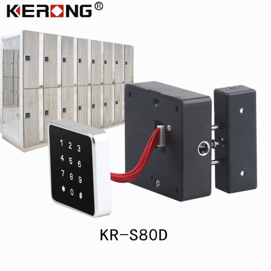 Marvelous Kerong Electronic Password Keypad Locker Digital Cabinet Lock Home Interior And Landscaping Ologienasavecom