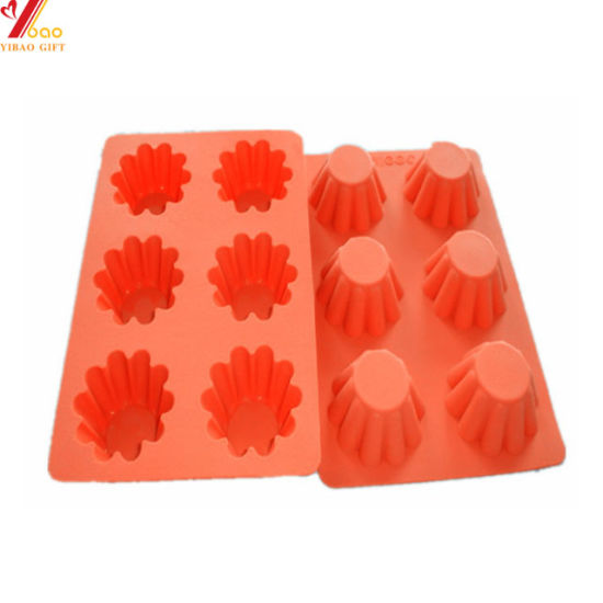 Eco-Friendly Whoelsale Silicone Cake Mould