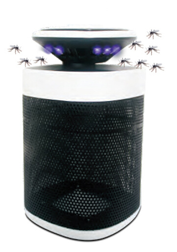USB Inhaling LED Mosquito Killer Insect Trap with Fan