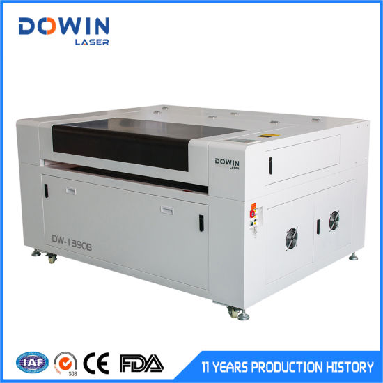 80W 100W 130W CO2 Laser Engraving Cutting Machine Nometal CNC Cutter for MDF Wood Acrylic Leather Glass Plywood Paper Plastic 9h Tempered Glass Cutting Machine