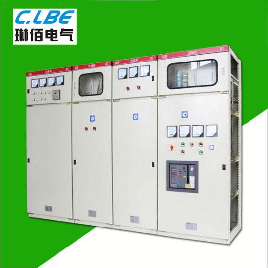Ggd China Factory Customized Ggd Series AC Power Switchgear Distribution Cabinet