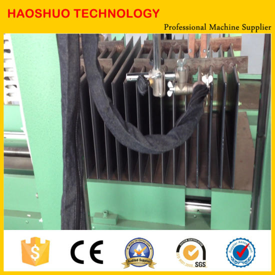 Automatic Transformer Corrugated Fins Wall Panel Seam Welding Machine Made in China pictures & photos
