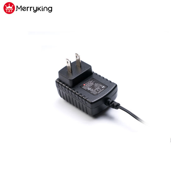 Factory Wholesale Us Wall Mount Switching Power Adapter 9V 500mA 800mA DC Adaptor with DOE VI Level