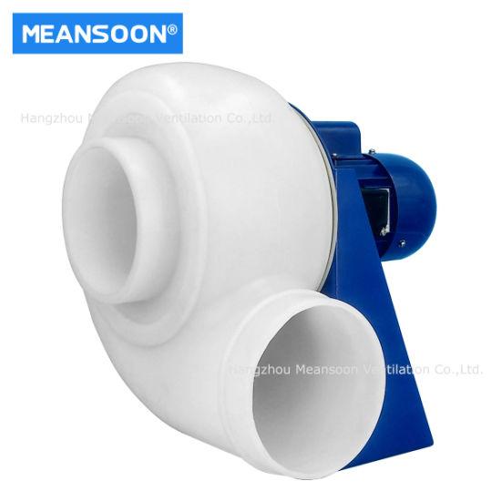 160 Plastic Polypropylene Deodorization Blower
