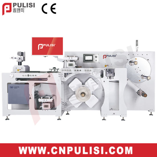 Inspecting and Rewinding Machine for Plastic Film, Foil, Paper and Adhesive Tape