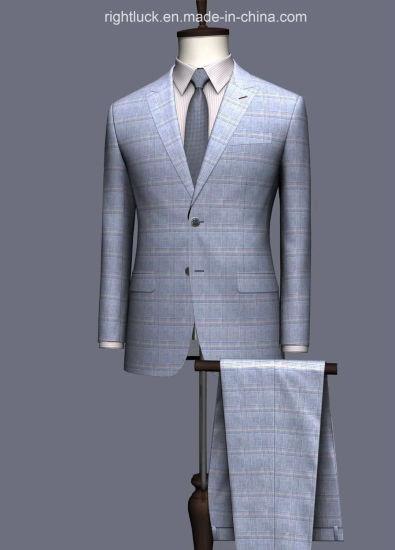 Top Fashion Super Slim Fit Korean Men`S Jacket Blazer Pants Vest Uniform Suit OEM Cmt Order
