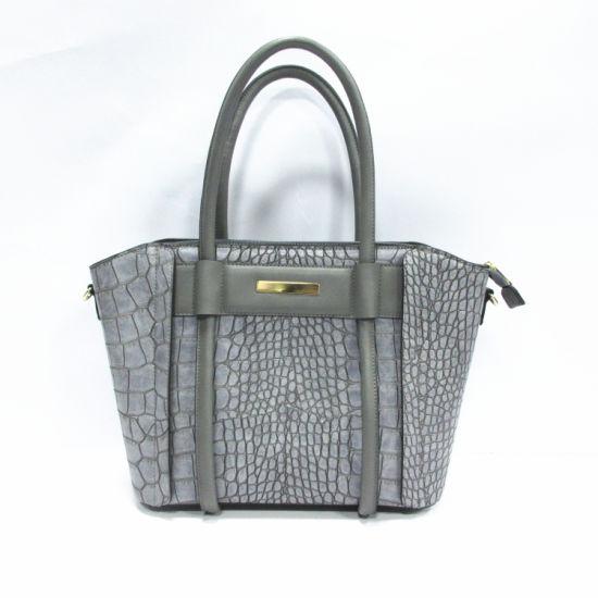 904bad70da6 China Guangzhou Wholesale Market Ladies Crocodile Luxury Handbags ...