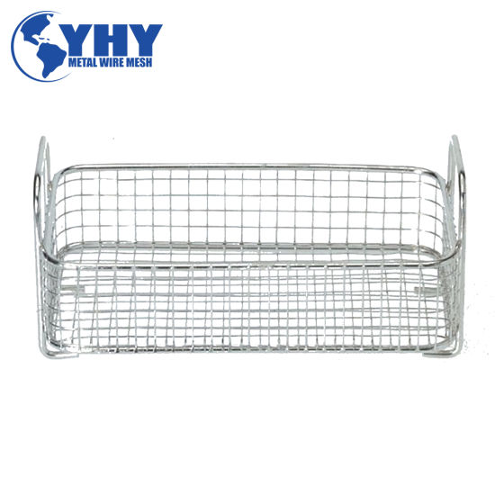 Space Saving Metal Wire Cage Basket