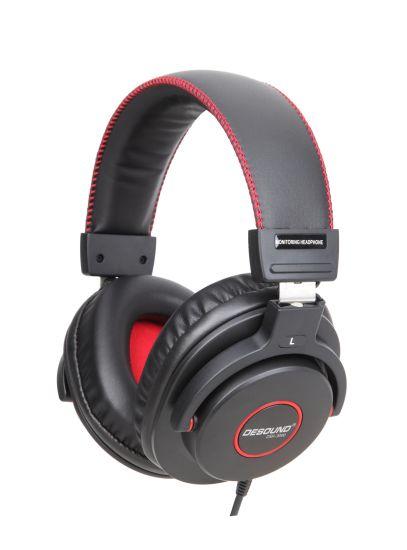 Excellent Sound Headphone Wired Headband Headphone Easy-Adjusted Headband