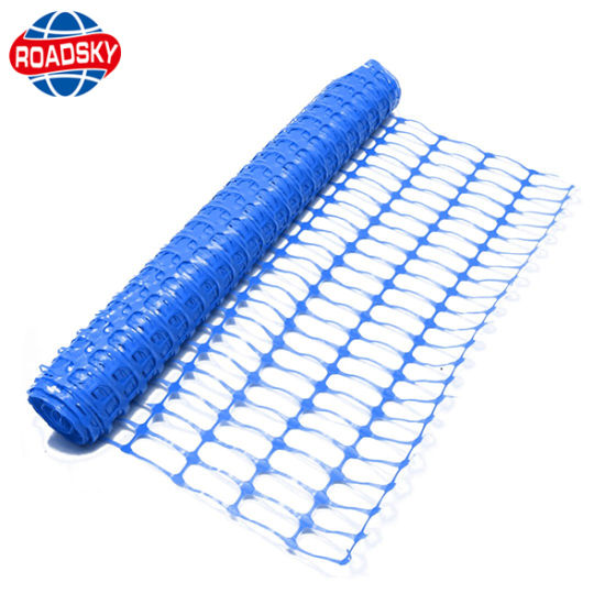 Wholesale Snow Safety Barricade Plastic Wire Mesh Fence