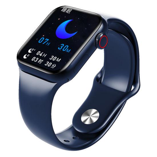 Fashionable Waterproof M16 Full Screen Bluetooth HD Call Personalization Smart Wrist Watch