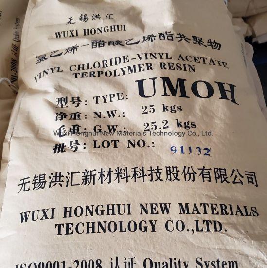 Honghui Vinyl Chloride Copolymer Resin for Ink /Coating Umoh/Vagh/Solbin a