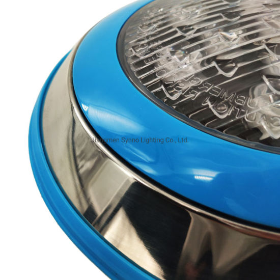 Stainless Steel IP68 LED Swimming Pool Light LED Waterproof Underwater Light AC/DC 12V RGB Changeable Piscina Lamps