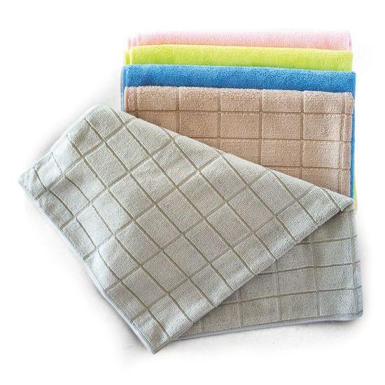 (YYMC-320W) Waffle Weave Microfiber Drying Cloth