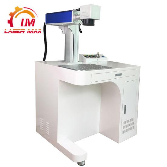2021 Newest Fiber Laser Dog Tag Machine Laser Fiber Marking Machine