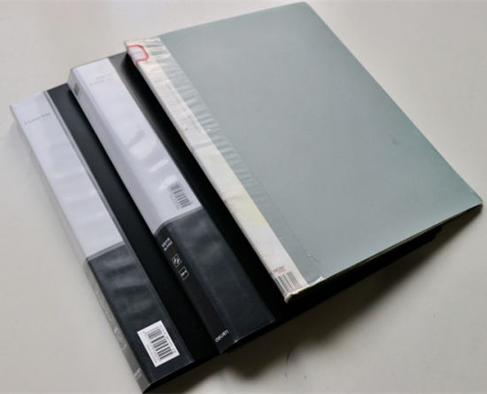 Plastic File Folder for Documents with 20 Sheets (VFF4)