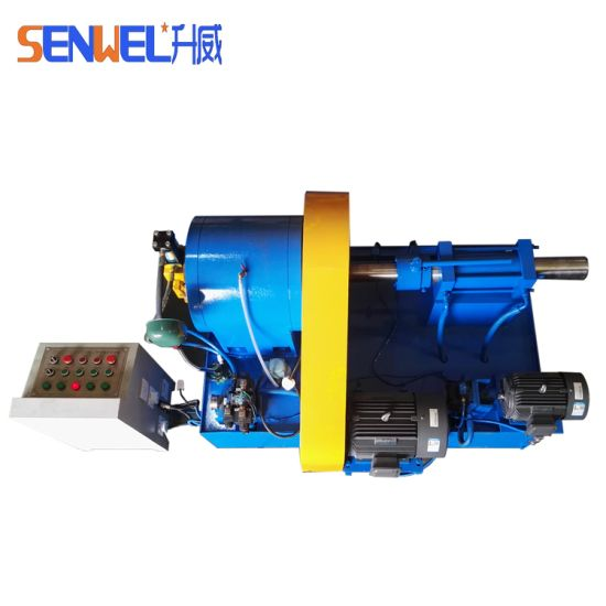 Metal Steel Pipe Embossing Machine