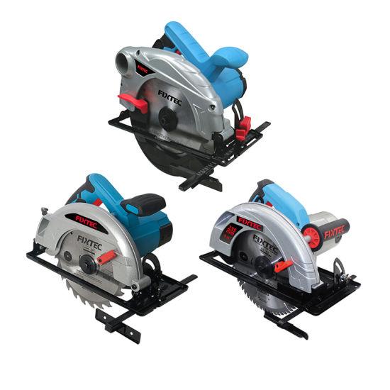 Fixtec Power Tools 1300W 185mm Wood Cutting Electric Circular Saw Machine