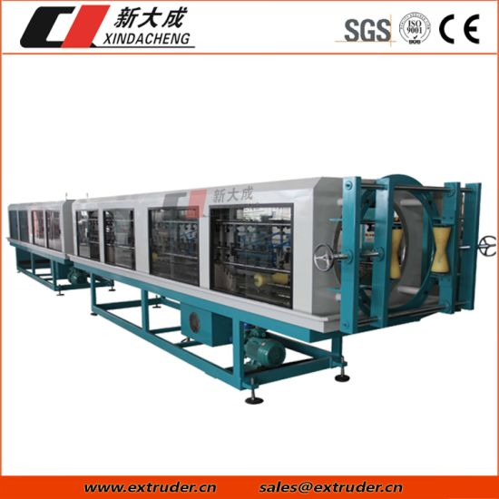HDPE/PE/PP Water Pipe Extruding Machinery-Polyethylene Pipe Extrusion Production Line -Pipe Extrusion Line