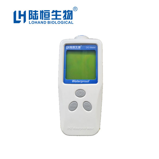 Water Quality Dissolved Oxygen Test Analyzer with Sensor