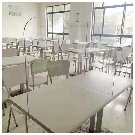 China Acrylic Anti Foam Isolation Board Protection Board School