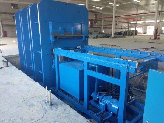 Plate Frame Type Vulcanizing Machine/Rubber Hydraulic Press