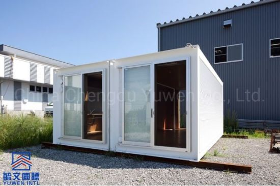 Modular Philippines Slovenia Malaysia Container House Emergency Shelter Home
