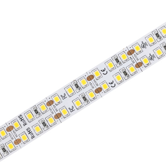Indoor Lighting 2835 240LEDs 16mm double row LED strips.