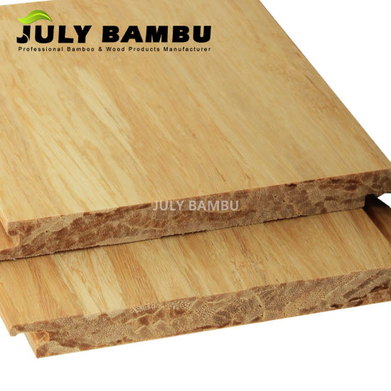 China 14mm Natural Solid Bamboo