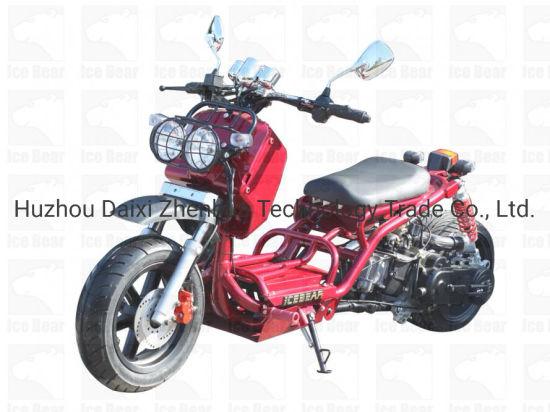 Zoomer Motorcycle 50cc 4strokes Kick Start Disc Drum
