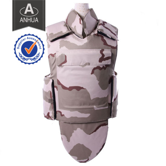 Military Police Full Protection Body Armor