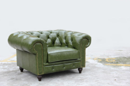 Modern Classic Designer Chesterfield Sofas pictures & photos