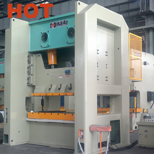Jw36 200 Ton H Frame China Made Best Price CE Approved Punching Machine pictures & photos