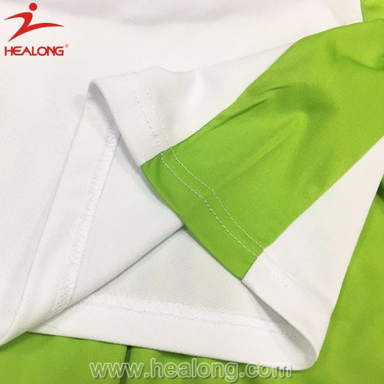 Healong Hot Dye Sublimation OEM Netball Dress pictures & photos