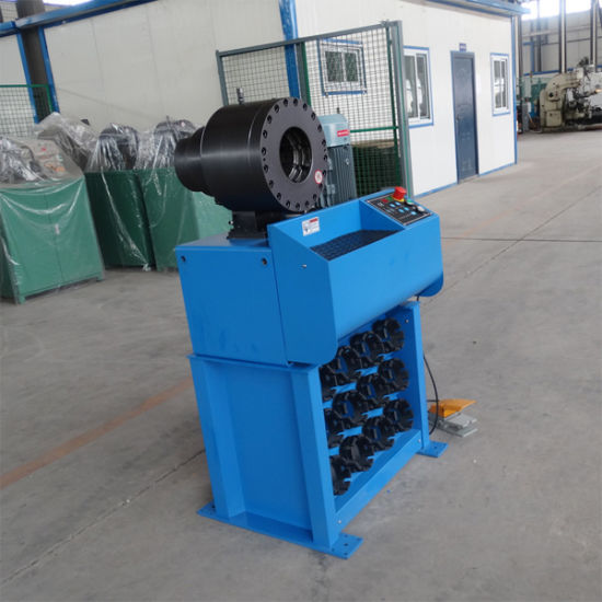 Eltrical Hose Crimping Machine 2inch to Malaysia pictures & photos