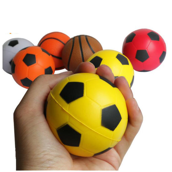 Kids Like Hand Exercise PU Stress Ball pictures & photos
