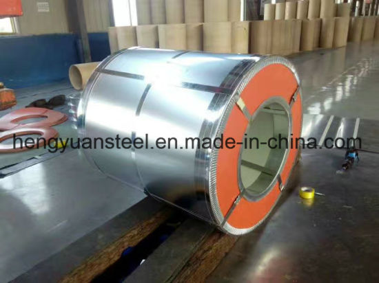 Soft Temper Dry Surface Z90 Hot Dipped Galvanized Steel Coils