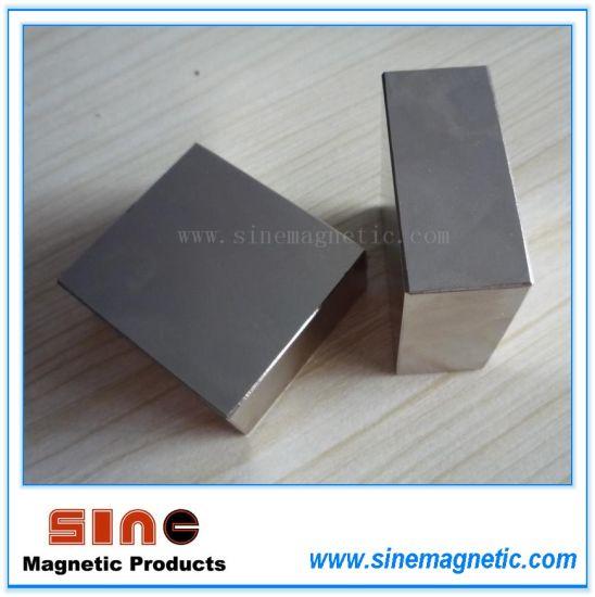 Big Block Neodymium Magnet (NdFeB Magnet) N40 / N45 / N50