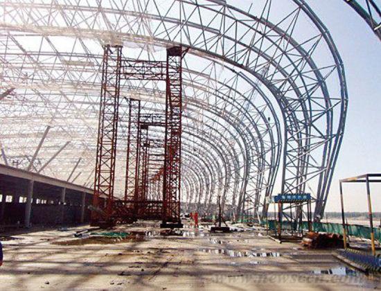 Steel Style, Steel Structure, Steel Strcuture Building (SSW-465)