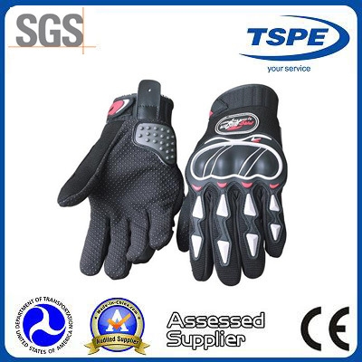 High Quality Waterproof Microfiber Full Finger Motorcycle Gloves (MCS-03) pictures & photos