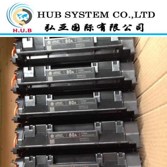 China Toner Cartridge for HP CF280A (80A) ; HP Ce505A (05A) pictures & photos